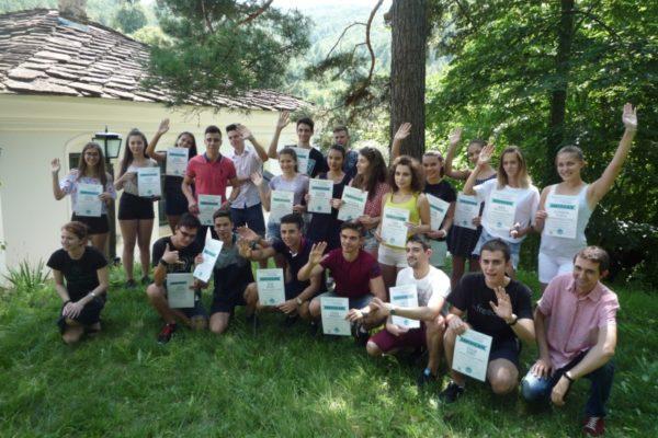 Лагер по предприемачество в Боженци